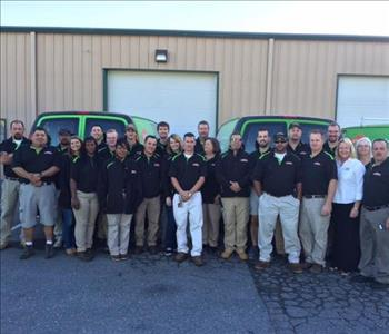 SERVPRO of Lynchburg Crew
