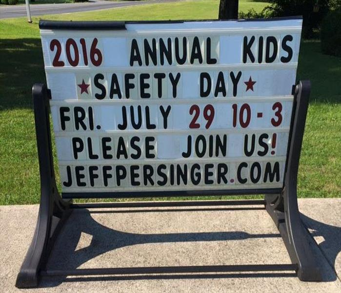2016 Annual Kids Safety Day