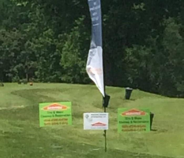 Sponsors at The West Lake Golf Tournament