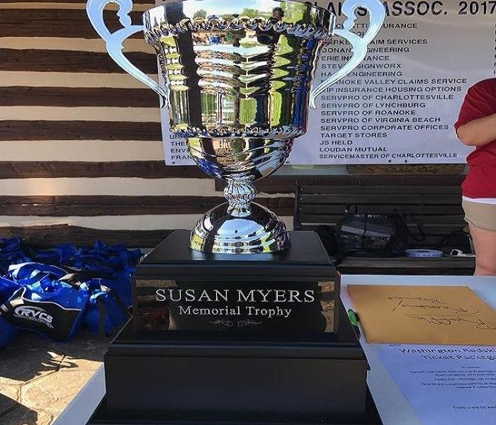 Susan Myers Memorial Trophy