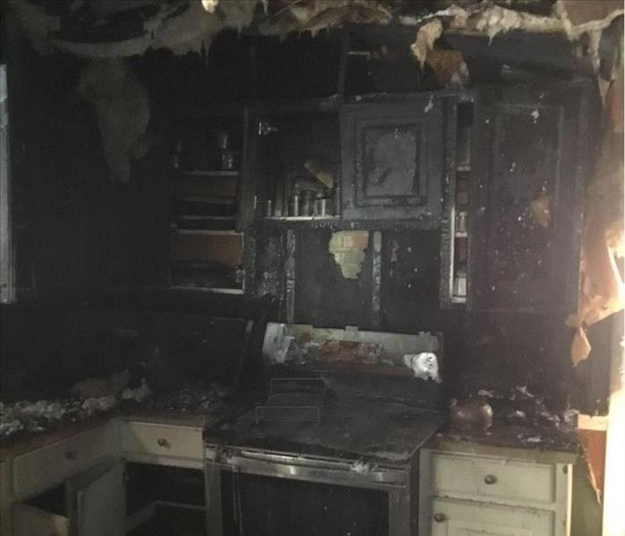 Danville, VA Kitchen Fire