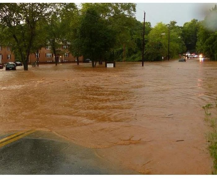 Lynchburg, VA Flash Flooding